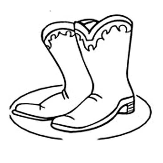 特色的少数民族鞋子简笔画图片